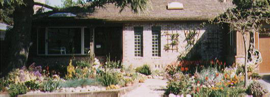 [The front of our house 2 years after we moved in.]